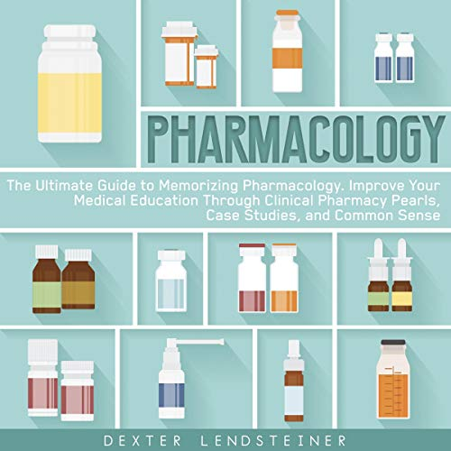 Pharmacology cover art