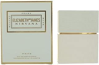 Elizabeth & James Nirvana White\ Eau de Parfum Spray, 1.0 Ounce