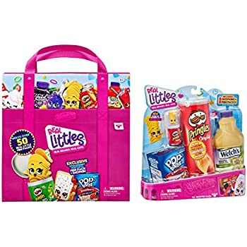 Shopkins Real Littles Bundle: Lil' Shopper Pa | Shopkin.Toys - Image 1