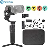 FeiyuTech G6 Max 3-Axis Handheld Gimbal Stabilizer for Mirrorless Camera Sony A6400 Series, RX100 Series, GoPro 8/7/6/5 Action Camera,Smart Phone iPhone 11 XS 8 7