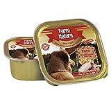Farm Nature Pato con Albaricoque y Trufa Comida Húmedos para Perros 150 G 150 g