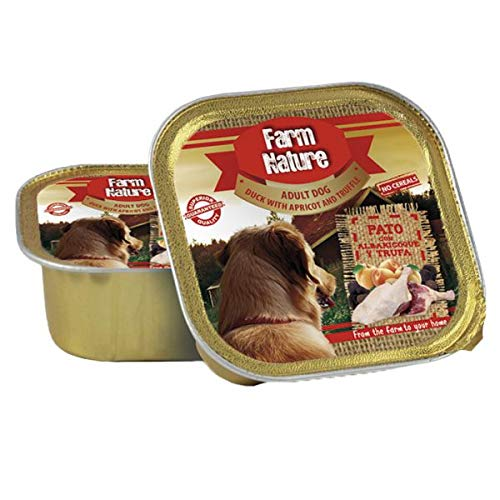 150 GR Farm nature duck/apricot/truffle hondenvoer