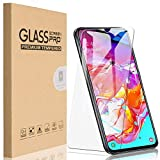 HEYUS [3 Pack] for Samsung Galaxy A70 Screen Protector, 9H Hardness Premium Tempered
