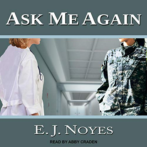 Ask Me Again audiobook cover art