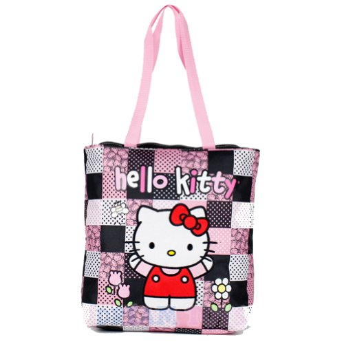 SANRIO Tote Bag - Hello Kitty - Pink/Red Box