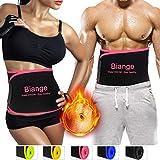 Best Fat Burner Belts - Biange Plus Size Waist Trimmer for Women Review