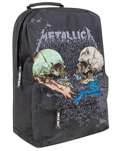 Metallica Rock Sax Sad But True Backpack