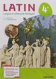Latin 4e - Langues et cultures de l'Antiquité
