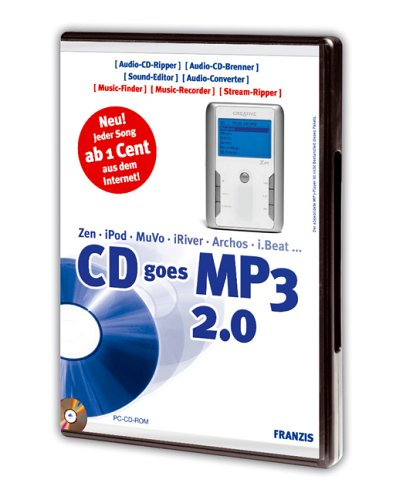 CD goes MP3 2.0