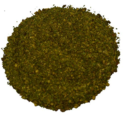 Knoflookpeper zonder zout - strooibus 250 gram