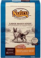 Natural Choice Adult Large Breed Chicken, Whole Brown Rice And Oatmeal Formula, 30 Lbs.