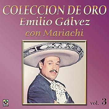 Colección De Oro: Con Mariachi, Vol. 3