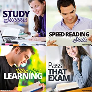 Power Student Hypnosis Bundle cover art