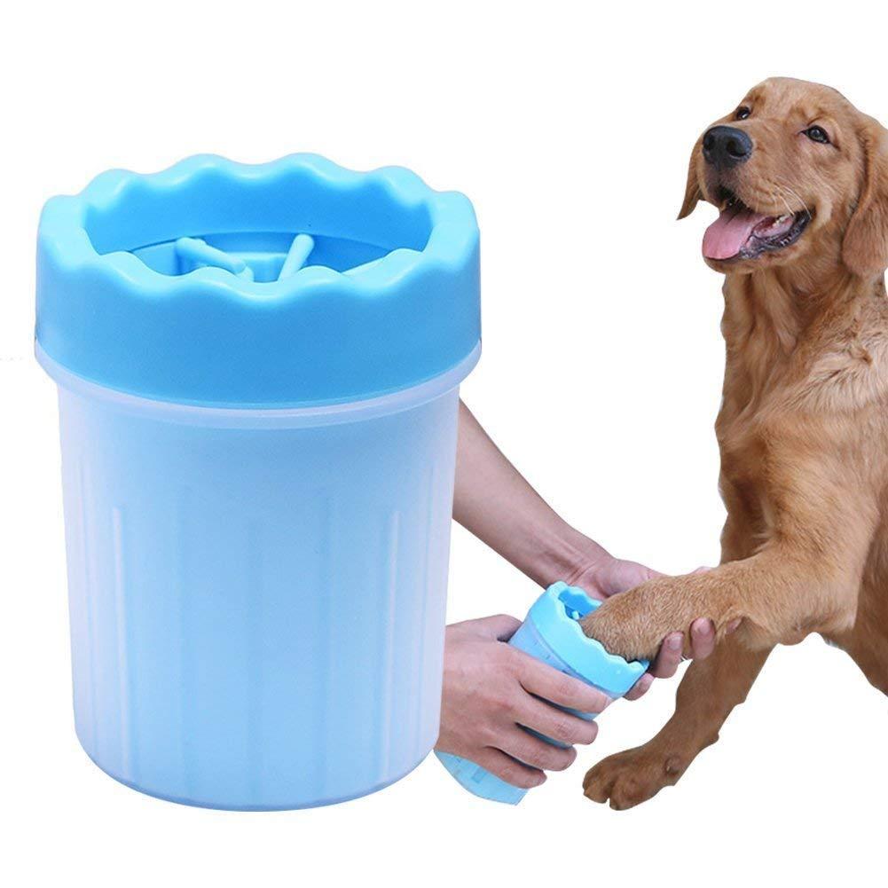 Foodie Puppies Foot Washing Cup, Pet Paw- Buy Online in Gibraltar at Desertcart