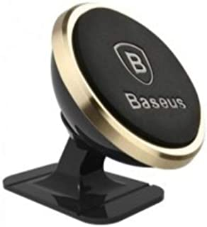 Baseus Holder And Grip Stand For Mobile Phones- Black, SUGENT- NT0V