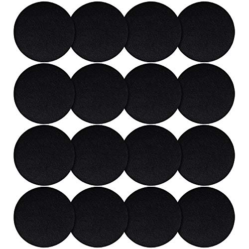 Great Deal! Patelai 16 Pieces Compost Bin Filters Round Kitchen Compost Bucket Filters Round Refill ...