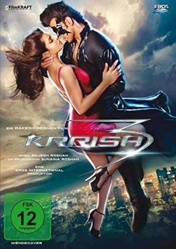 Krrish 3 [Alemania] [DVD]