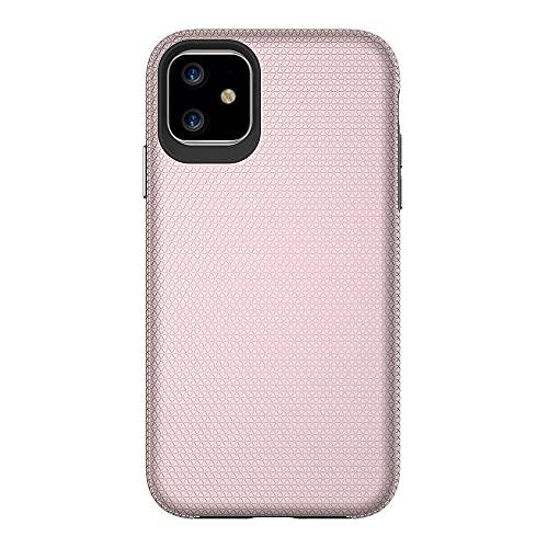 Anceky Funda para iPhone 8 Plus, protección contra caídas, antideslizante, elegante, de silicona TPU, antihuellas, antiarañazos, antigolpes, fina funda para iPhone 7 Plus