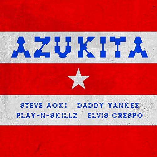 Steve Aoki, Daddy Yankee, Play-N-Skillz & Elvis Crespo