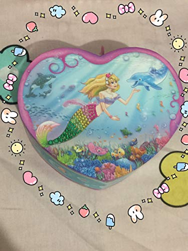 Dudubuy Princess Design Musical Jewelry Box for Girls Gift 5