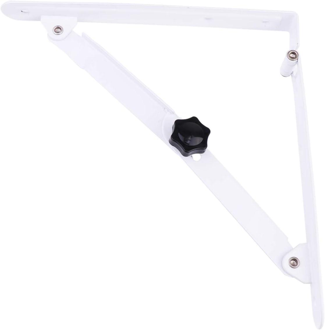 DOITOOL 2Pcs Solar Panel Limited time cheap sale Tilt 0°- 90° low-pricing Mount Adjustable Brackets