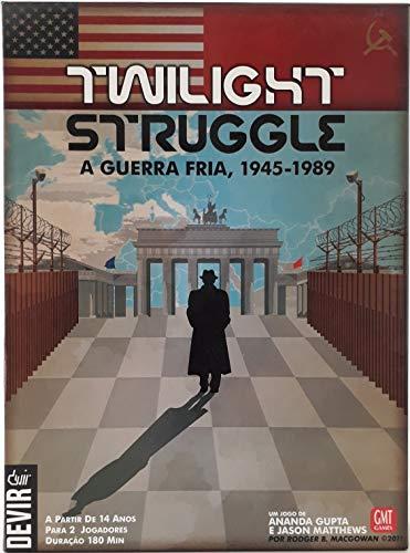 Twilight Struggle: A Guerra Fria - Devir, Multicor