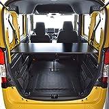 ホンダ N-VAN 棚キット ブラック 合成樹脂合板 タイプ