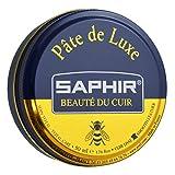 Saphir Cirage Pâte De Luxe (50 ml BLEU MARINE 06)