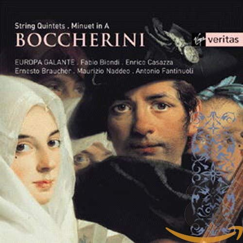 Boccherini: String Quintets/Minuet in A