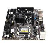 Placa Base para computadora G41, Placa Base LGA 775 DDR3 para chipset Intel G41, Placa Base para computadora de Escritorio de Doble Canal