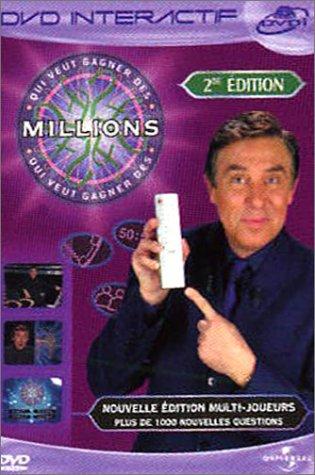 Qui Veut Gagner des Millions-Le DVD-2de Édition [DVD Interactif]
