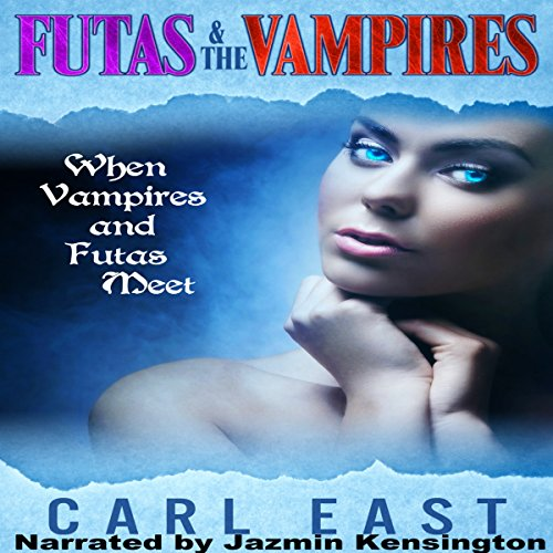Futas and the Vampires audiobook cover art