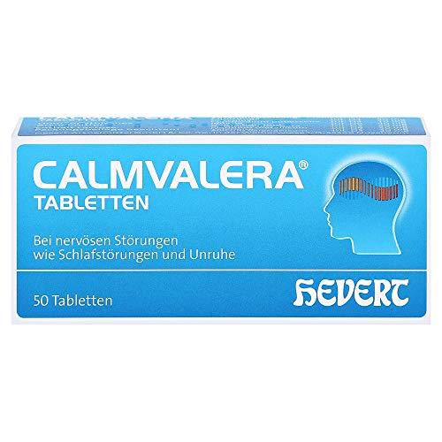 CALMVALERA Hevert Tabletten 50 St Tabletten