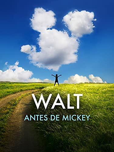 Walt Antes de Mickey