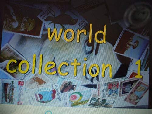 夢のお誘い切手: 切手収集 world collection