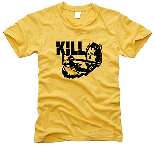 KILL BILL - T-shirt pour homme - Taille M