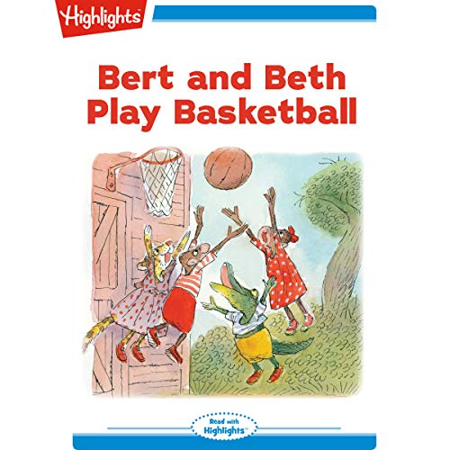 Bert and Beth Play Basketball cover art