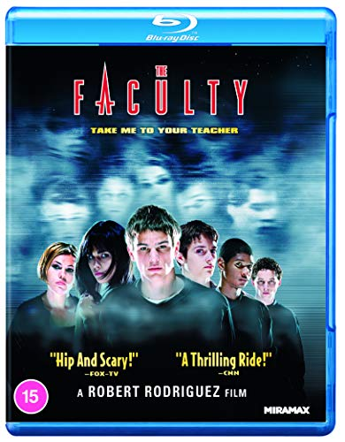 The Faculty [Blu-ray] [2020]