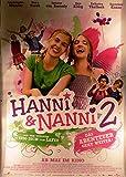Hanni und Nanni 2 - Katharina Thalbach - Filmposter