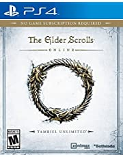 Bethesda Elder ScrollsOnline Tamriel Unlimited [Playstation 4]