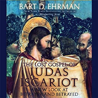 The Lost Gospel of Judas Iscariot cover art