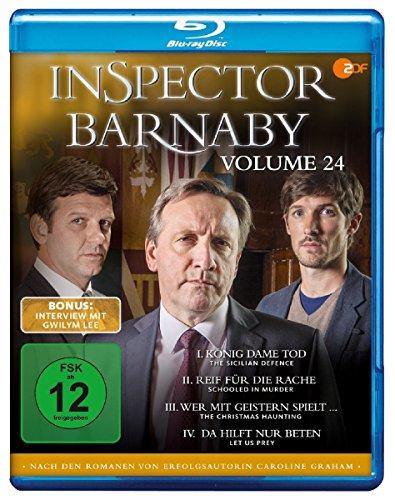 Inspector Barnaby Vol. 24 [Blu-ray]