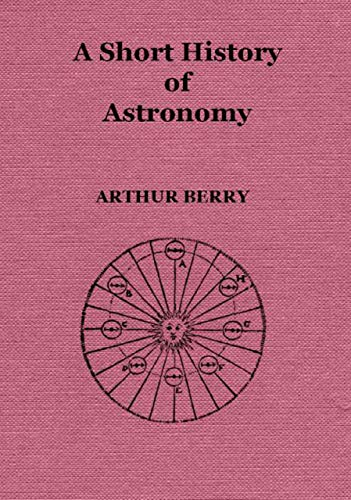 """The Abridged Version of \""""A Short History of Astronomy\"""" (English Edition)"""