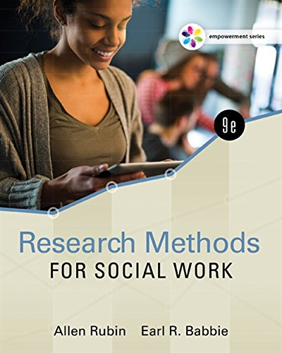 Image OfEmpowerment Series: Research Methods For Social Work
