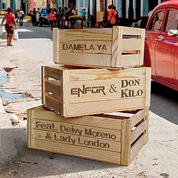 Damela Ya (feat. Deivy Moreno, Lady London) [Max Persona Remix]