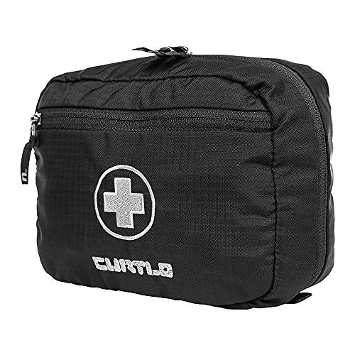 Kit Primeiros Socorros M CURTLO - Tam. M, cor preto