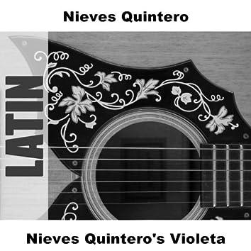 Nieves Quintero's Violeta