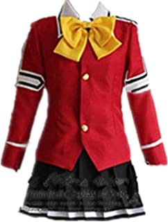 wendy marvell school uniform