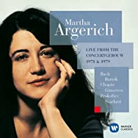 Live From the Concertgebouw 1978 by Martha Argerich (2014-08-20)