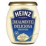 Heinz - Mayonesa - Realmente Delicioosa - Sin Colorantes Ni Conservantes - El Sabor de Siempre - 235 Gramos